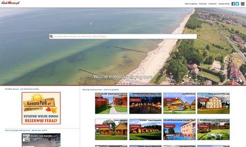 Portal turystyczny NadMorze.pl