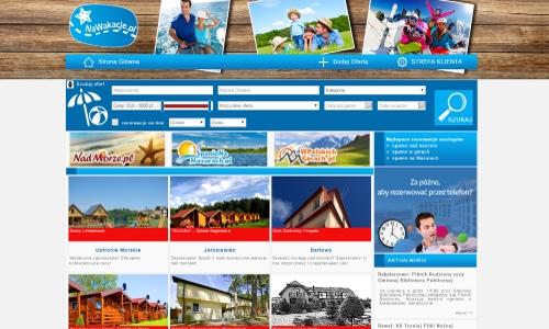 Portal turystyczny NaWakacje.pl
